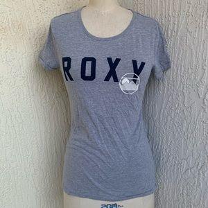 Foxy Gray Logo Styled T Shirt!